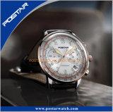 Super leuchtende Multifunktionschronograph-Qualitätsun-Armbanduhr
