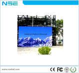 Visor de LED de exterior 500x1000mm P5.95 para Estágio Justificativa