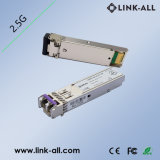 2.5GB/S Trx1310nm Single-Mode SFP Zendontvanger 20km