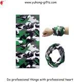 Esquí Headwear, permeabilidad del aire de la bufanda del tubo del cuello de los deportes al aire libre buena (YH-HS183) de la impresión del copo de nieve