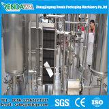China-Zhangjiagang kohlensäurehaltige trinkende Füllmaschine mit Gas-Wasser
