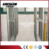 Los conectores galvanizados del tubo de acero utilizaron el sistema del andamio de Cuplock para la venta