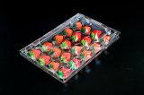 imballaggio di plastica della frutta di Bliser delle coperture superiori della fragola 20cells