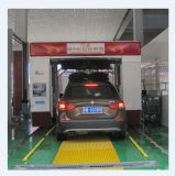 Meilleur choix de retournement avec brosse de lavage de voiture pour station de lavage de voiture de la fabrication de haute qualité en usine