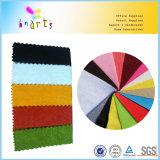 Feutre de couleur pleine gamme pour artisanat
