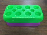 한번 불기 주조 기계장치를 만드는 플라스틱 장난감 벽돌