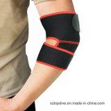 Una talla ajusta la mayoría del soporte suave de la paréntesis del codo del neopreno para el deporte