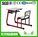 Form-Schulmöbel-kombinierter Kursteilnehmer-Schreibtisch und Stuhl (SF-94S)
