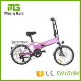 36V 250W Ebikes erwachsenes E fährt die Stadt-Straßen-elektrischen Fahrräder rad, die E-Fahrräder falten