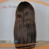 인간적인 Virgin 머리 자연적인 색깔 여자 가발 (PPG-l-01786)
