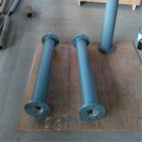 Tubo di ceramica dell'allumina resistente all'uso