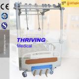manuelles Zugkraft-Bett der Orthopädie-3-Crank (THR-TB321)