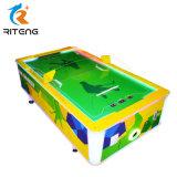 Cubo cuadrado Air Hockey juego de la moneda la máquina para el Parque de Atracciones
