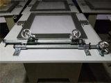 Une machines d'impression automatiques d'écran de couleur pour l'impression en verre