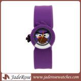 Horloge van de Student van de Horloges van de Kwart gallons van het Silicone van de Jongens van de Meisjes van de Manier van het Polshorloge van het Horloge van Children van het beeldverhaal het Leuke