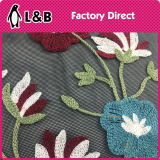 Tissu latéral de lacet de cordon de maille