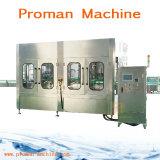 vollautomatische Flaschen-Füllmaschine des Mineralwasser-3-in-1