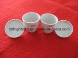 POT di crogiolo di ceramica della porcellana di capienza 50ml
