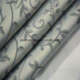 Домашний текстиль, диван, сидений и 100%полиэстер материал шторки жаккард ткань