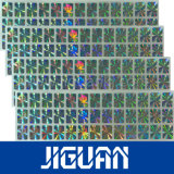 Großhandelslaser, der Anti-Counterfeit Hologramm-Aufkleber verpackt