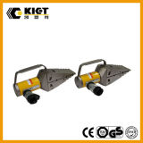 Kietの油圧ツールの分割されたタイプ油圧フランジの拡散機