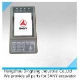 Marca de fábrica superior del excavador en la pantalla de visualización del monitor del excavador de China Sany de las piezas del excavador de Sany