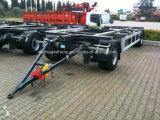 20FT/40FT de Aanhangwagen van de Container van de Chassis van het Skelet voor Bevordering