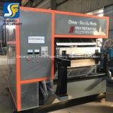 La ligne neuve de machine de plateau d'oeufs de papier de rebut pour faire l'oeuf plaque 30trays
