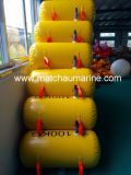 Alta qualidade 375kg Weight Proof Load Test Water Bags
