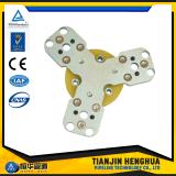 Multifunktionskonkrete Oberfläche Expoxy Gehen-Handfußboden-Schleifer-Marmorierungpoliermittel-reibende Poliermaschine