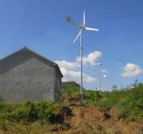 1kw, 2kw 5kw, 10kw, 15kw, 20kw outre de système hybride de vent solaire de réseau