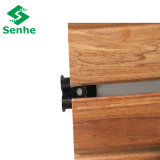 Проектированный напольный Bamboo Decking с бамбуком сплетенным стренгой