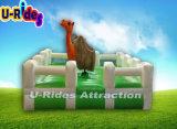 子供のための機械Bullのラクダの乗車のゲーム
