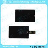 Azionamento su ordinazione del USB della scheda di nome di affari del nero di marchio 16GB (ZYF1832)