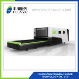 1500W fibras metálicas proteção total CNC corte a laser 3015