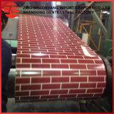 Precio competitivo PPGI Mosaico de acero de color