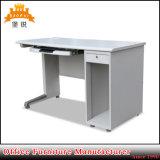 Mesa de ordenador de metal de alta calidad con cajones