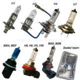 55W oro / arco iris de cuarzo H7 niebla de la lámpara de halógeno / bulbo automático