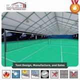 De indrukwekkende Tent van Sporten, de Grote Tent van de Kromme TFS voor Sporten