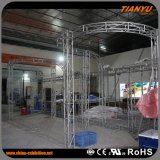 Truss Display with Clear Banner pour Tradeshow