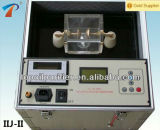 Résistance diélectrique à l'huile de transformateur portatif, analyseur Bdv à l'huile