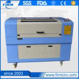 Jinan-Berufsliebhaberei Mini-CNC-CO2 Laser-Stich-Ausschnitt-Maschine