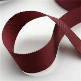 100%Polyester 줄무늬 리본 그로그레인 리본