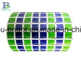 Papel recubierto de aluminio de hisopos de alcohol