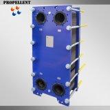 B110 APV NBR Échangeur de chaleur Plaque en EPDM joints pour les pâtes et papiers de la réfrigération