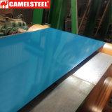 PPGIカラー上塗を施してある波形の屋根ふきはCGCC、Dx51dを広げる