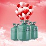 Hélio puro do gás 99.9% descartáveis do hélio