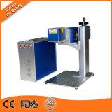 Machine de laser de CO2 en plastique d'inscription et d'impression