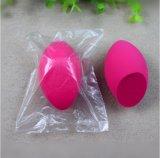 مستحضر تجميل سليكوون إسفنجة بنية خلّاط نفس لأنّ جافّ وإستعمال مبلّل