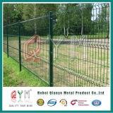 Triángulo de la cerca del acoplamiento soldado que dobla el panel soldado de la cerca del acoplamiento de alambre